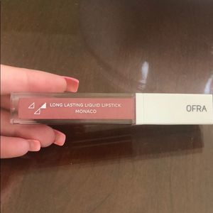 New OFRA liquid lipstick in Monaco